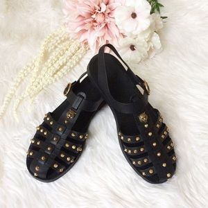 Gucci Studded Sandals